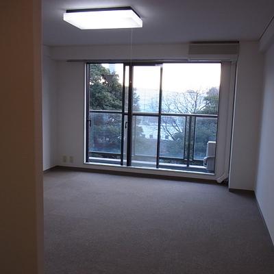 ちなみに、カーペットのお部屋も用意あります