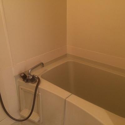 お風呂は既存です。※写真は前回募集時のもの