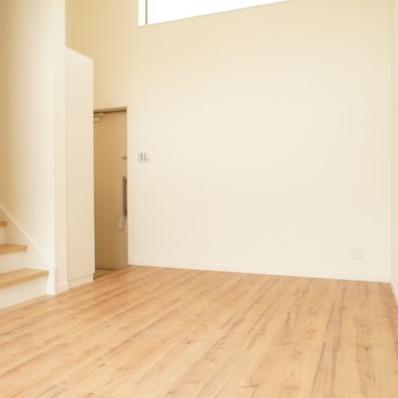 無垢調のフローリング ※1階似た間取り別部屋の写真です