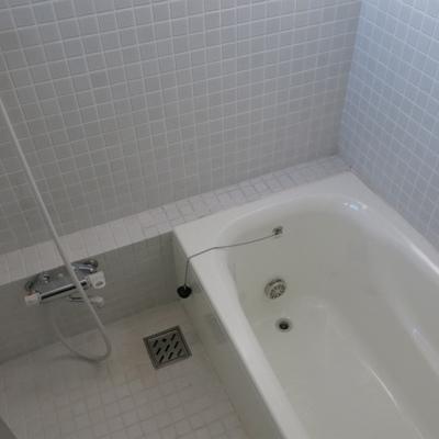 お風呂は素敵な感じ!