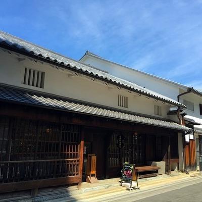 酒蔵が周辺に多くある、文化的な街の様子。来たら、きっと気に入ります