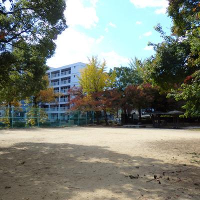 豊楽公園は目の前!!
