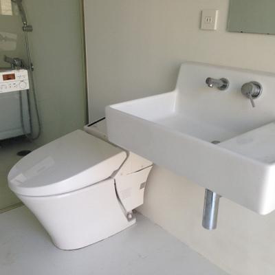 洗面台&トイレ※写真は別室