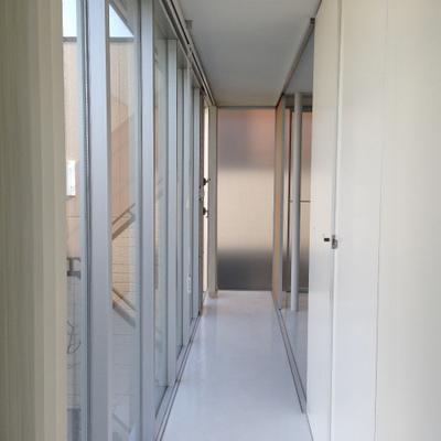 廊下です※写真は別室