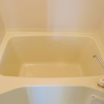 お風呂は普通、もちろん綺麗です。