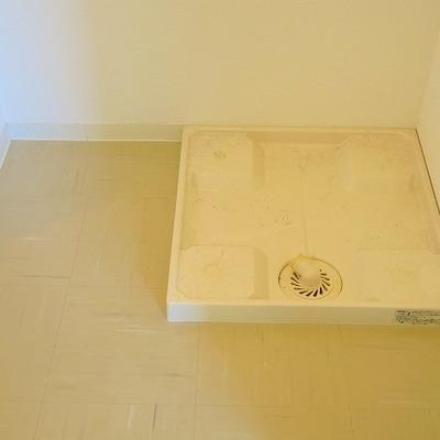脱衣所にある洗濯機は家事動線が省かれてグッド