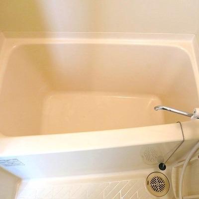 お風呂も清潔で嬉しい