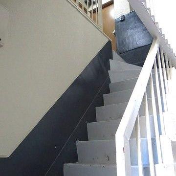 少し急な階段はお気をつけて!