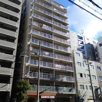 12階建てのマンションです。