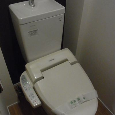 トイレはこんなkんじ