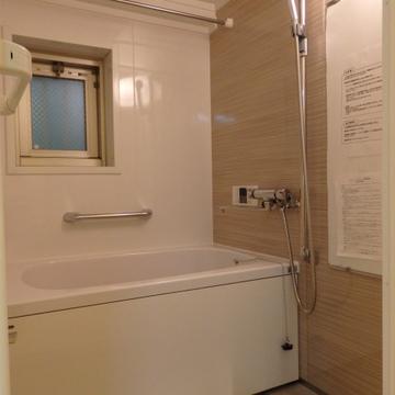 浴室乾燥も追い焚きも付いてます。