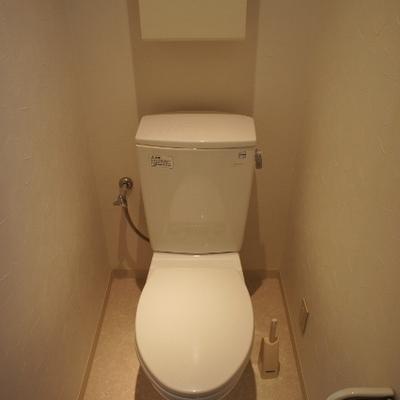 普通のトイレ