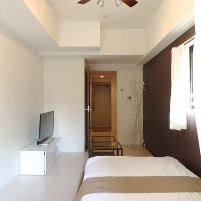 洋室の広さは7.7帖。