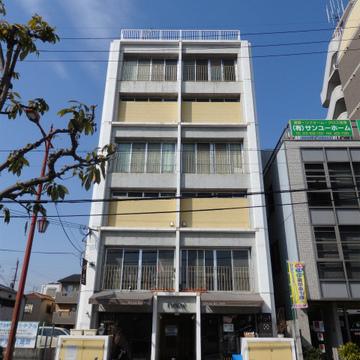 茨木市駅から徒歩5分のデザイナーズマンション。