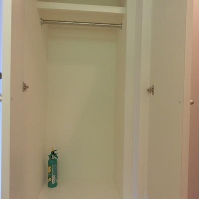 収納は廊下に※写真は前回募集時のものです