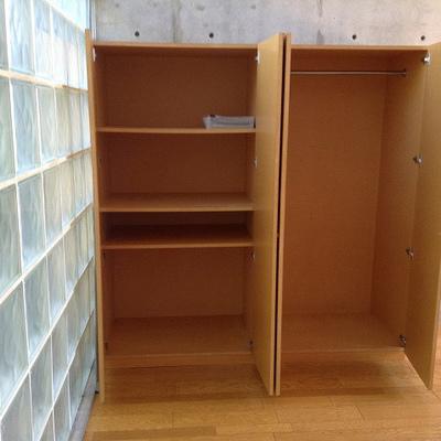 収納は小さめ※写真は同じ間取りの別室です