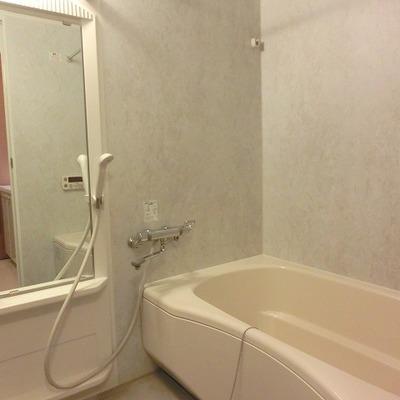 浴室乾燥機も完備しています