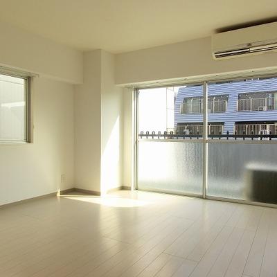 明るくキレイな居室※写真は別部屋です
