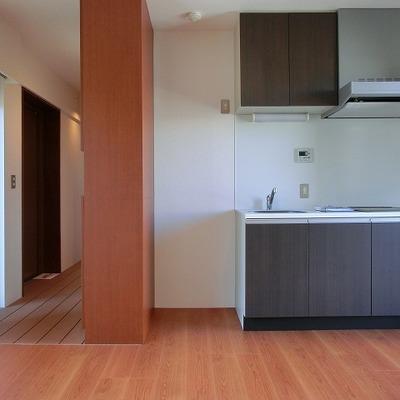 キッチンダイニングスペースは※写真は前回募集時のものです