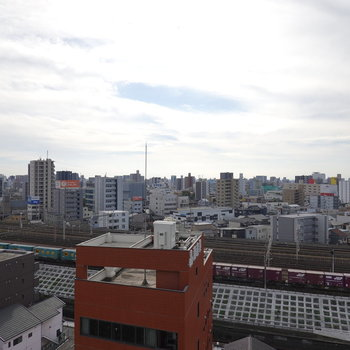 ここから街を眺める日々はきっと良いものだろうな…
