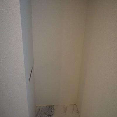冷蔵庫置き場も広さあります※写真は別部屋です