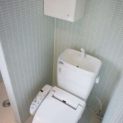 トイレは、ウォシュレット付※写真は別部屋です
