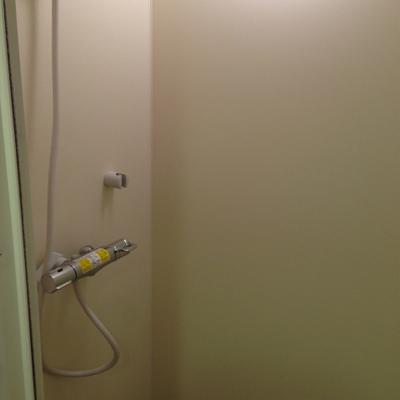 シャワールーム(写真は別室です9)