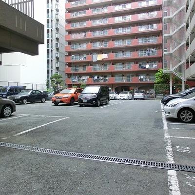 駐車・駐輪スペースも大きいです