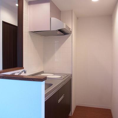 キッチンスペース※写真は別部屋です