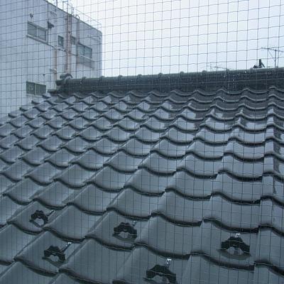 窓からは隣の屋根しか見えません※写真は別部屋です