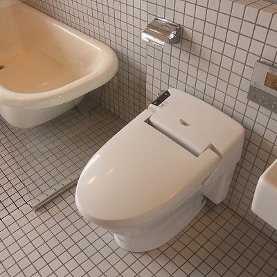 タンクレストイレ! ※写真は別部屋です