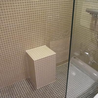 シャワーのみです
