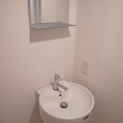 洗面所もいいですね