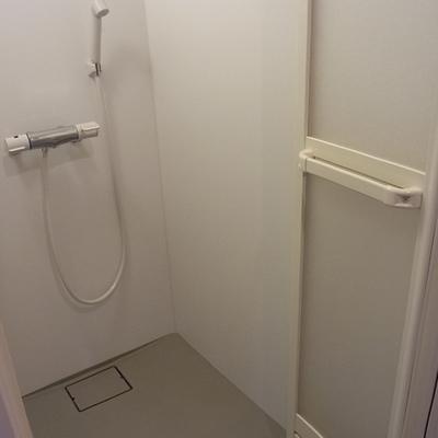シャワールームが残念