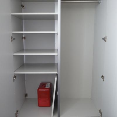 可動式収納はこんなデザイン※写真は別部屋です