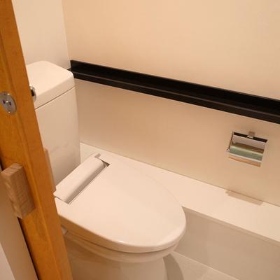 トイレ、シンプルに。※写真は前回募集時のものです