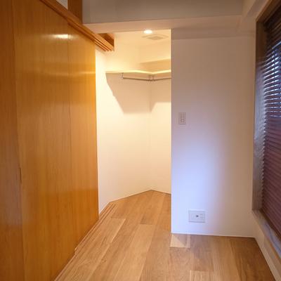 ここがベッドスペースです。※写真は前回募集時のものです