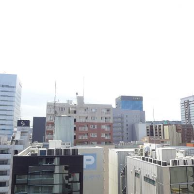 お部屋からの眺めもgood!都会暮らし、始めましょう!