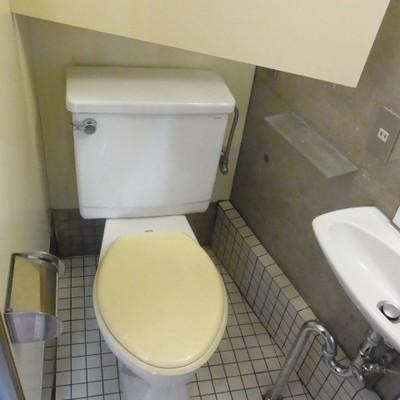 洗面台もあります※写真は別室です