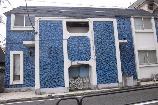 ブルーブルーネイビーブルーのお部屋