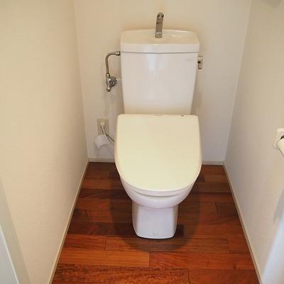 トイレは二箇所あります。