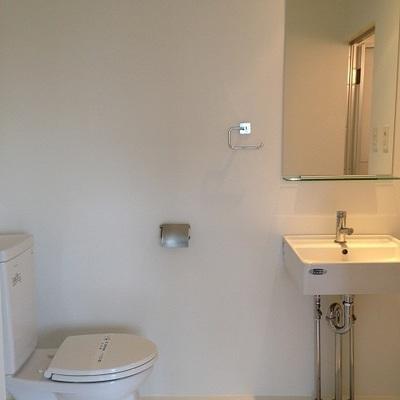 トイレ・洗面きれいな感じ