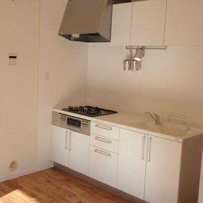 キッチンはヤマハのシステムキッチン!かなりグレード高いです