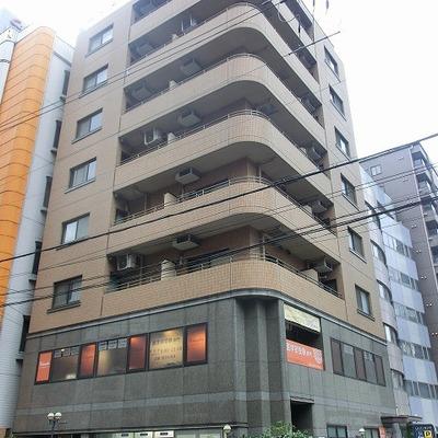 建物最上階がお部屋となっています!