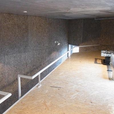 ロフトを上から。 ※写真は3階同間取り別部屋のものです