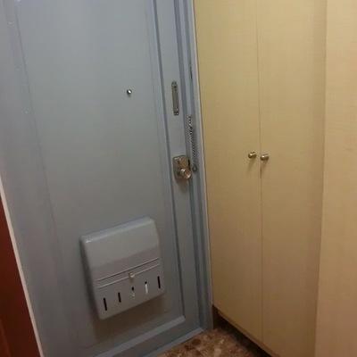 玄関収納もバッチリ。
