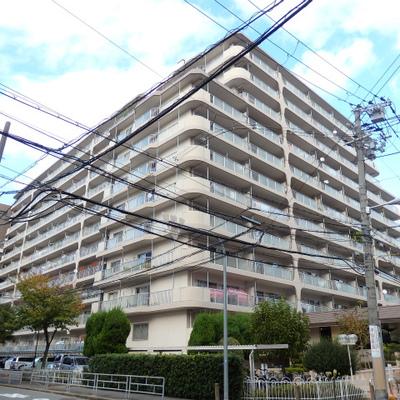 11階建てマンションの最上階をご紹介!