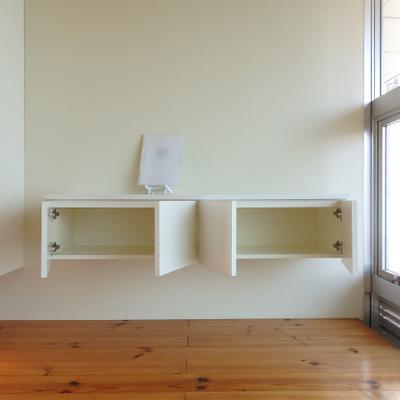 キッチン奥のスペース。