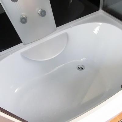 半身浴もできる。※写真は別部屋です