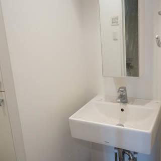 洗面台、オシャレです